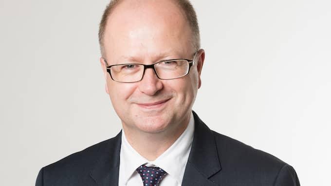 Pontus Lindberg (M), regionråd i opposition i Region Skåne. Foto: JENS CHRISTIAN