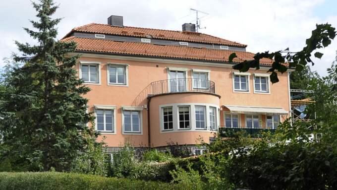 Den här villan såldes i Danderyd 2009. Foto: Jan Düsing
