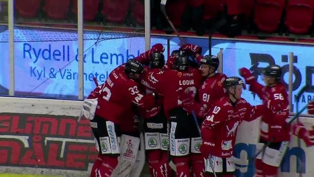 Höjdpunkter: Vita Hästen-Almtuna i hockeyallsvenskan