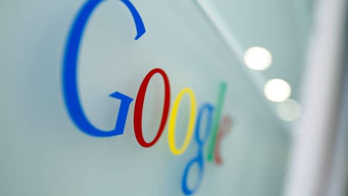 Google äger Youtube. Foto: / Ap / TT / NTB Scanpix