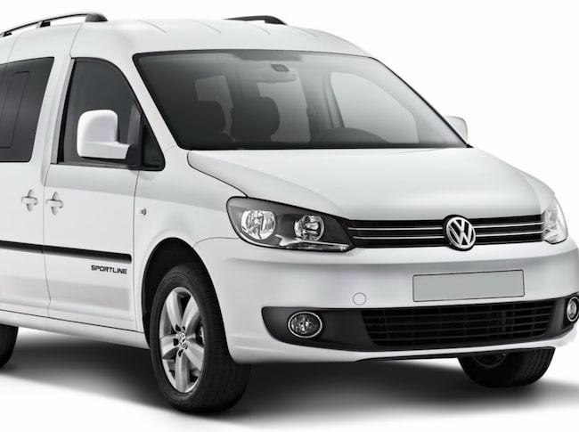 Felet gäller vissa Caddy som tillverkats mellan 2012-2013. Ägarna har kontaktats av VW.