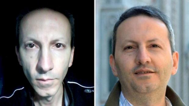 Nya bilderna på dödsdömde KI-forskaren i fängelset