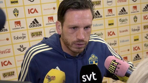 """Gustav Svensson: """"Måste ta taktpinnen direkt"""""""