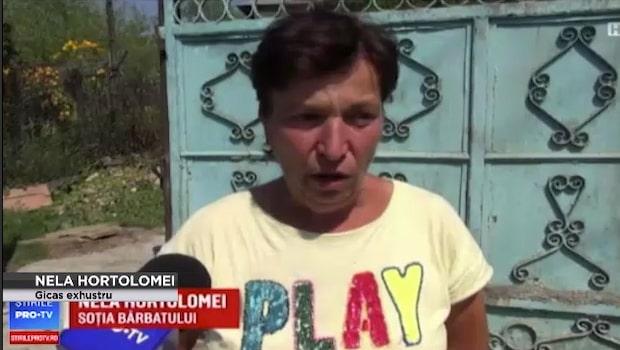 Exfruns sorg efter mordet på Gica