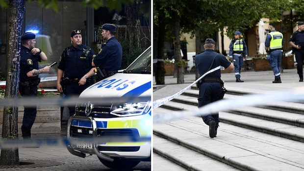 Man död efter knivskärning i Stockholm