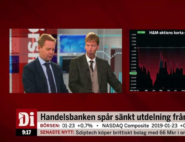 H&M aktien har tappat momentum inför rapporten