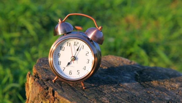 Sommartid: Då är det dags att ställa om klockan