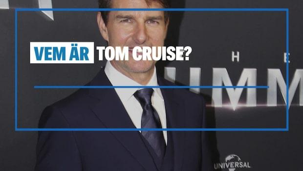 Vem är Tom Cruise?