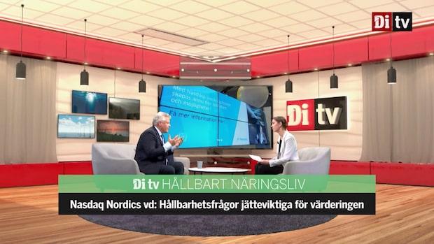 Se hela intervjun med Nasdaq Nordics vd