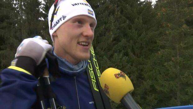 """Oskar Svensson: """"Extremt jobbigt"""""""