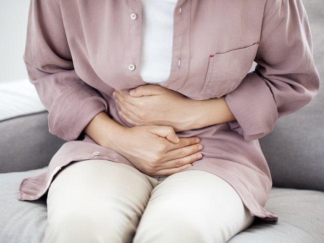 Margrethe lider av magproblem och vill veta vad hon ska äta för att lugna sin onda mage.