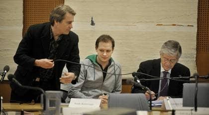 RÄTTEGÅNGEN TAS INTE OM. I dag slog hovrätten fast att domaren i Pirate Bay-målet Tomas Norström inte var jävig. Foto: SCANPIX