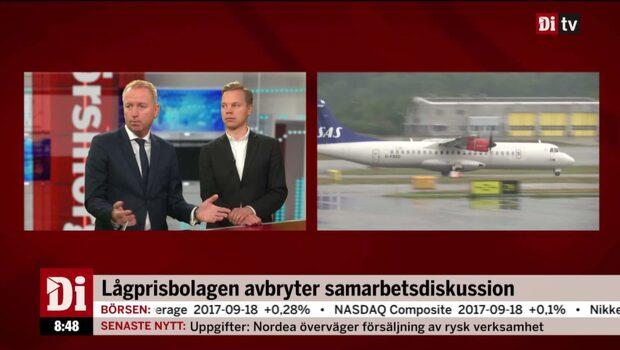 "Olavi: ""Positivt för SAS"""