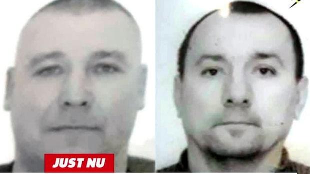 Här är männen som misstänks för mordet på Gert-Inge