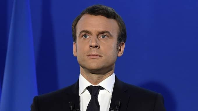 Emmanuel Macron vann över Marine Le Pen. Men högerpopulismen är inte på tillbakagång, varken i Frankrike eller någon annanstans i Europa. Foto: LIONEL BONAVENTURE