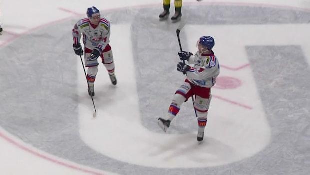 Highlights: Björklöven - Oskarshamn 3-4
