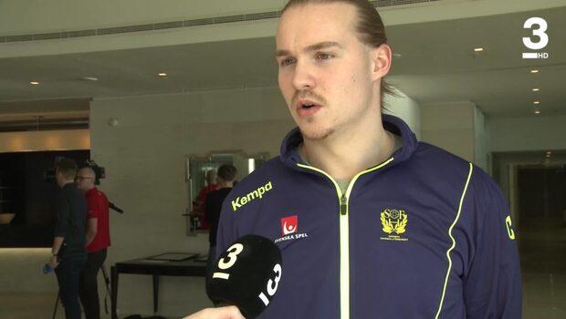 """Lucas Nilsson: """"Klart vi är besvikna"""""""