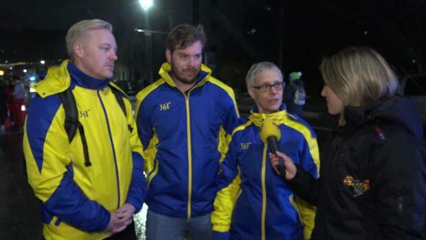 """Team Hasselborg: """"Man blev blödig"""""""