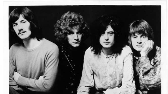 Hela Led Zeppelins katalog blir tillgänglig.