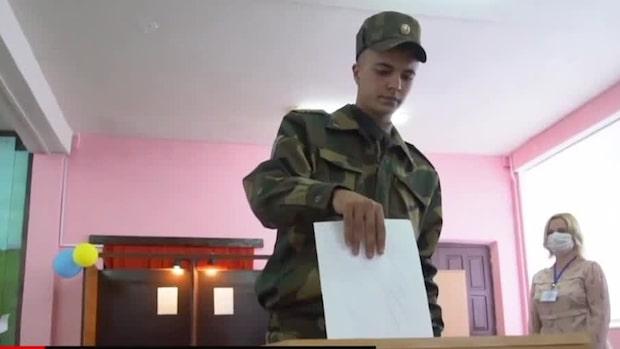 "Val i Belarus i dag: ""Europas sista diktatur"""