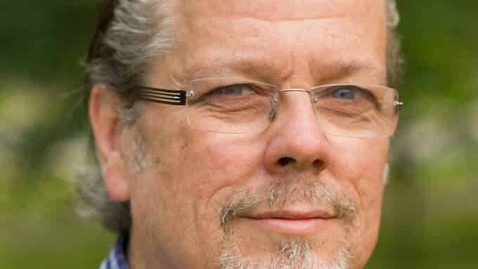 Läkaren Johan Fastbom. Foto: FOTOGRAF ULF SIRBORN / FOTOGRAF ULF SIRBORN