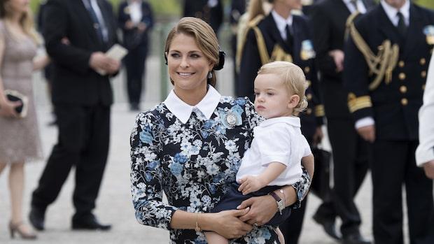 Dagens överraskning: Prins Alexander