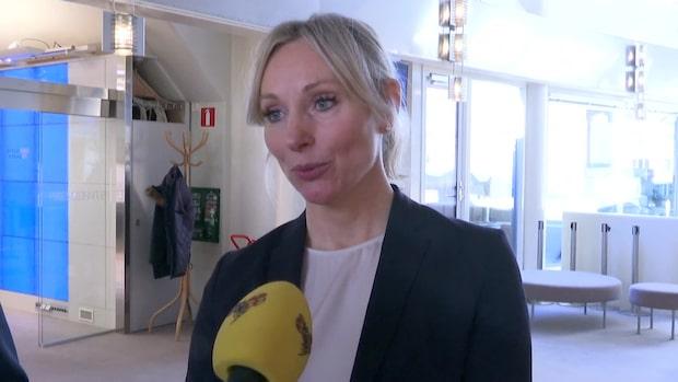 Jessica Stegrud kandiderar för SD i EU-valet