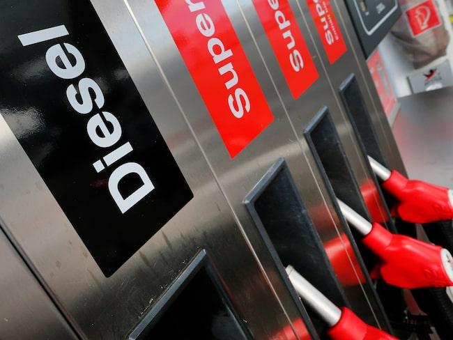 Älskad, hatad, omstridd. Dieseln har varit föremål för en stor debatt.