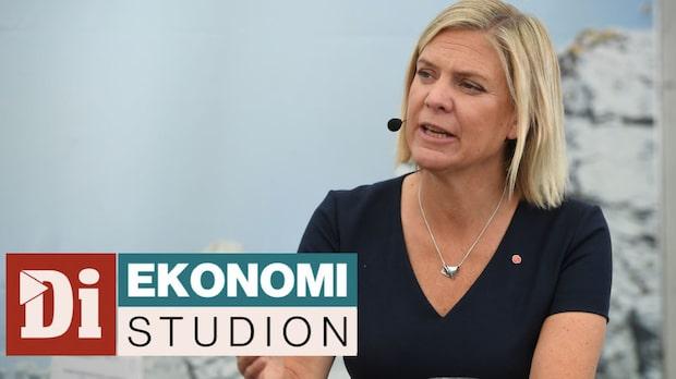 """Andersson (S): """"Då ska de vara beredda att förhandla en och en"""""""