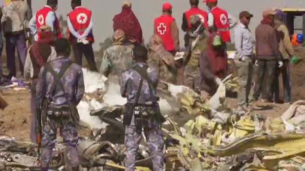 Flera svenskar döda efter flygkraschen i Etiopien