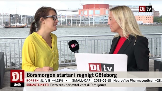 Di:s Cathrine Hofbauer om MQ:s rapport