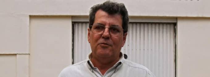 Oswaldo Paya, känd regimkritiker på Kuba, uppges ha dött i en bilolycka. En svensk och en spanjor ska enligt uppgifter ha varit med honom i bilen. Foto: Adalberto Roque