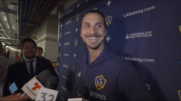 """Zlatan: """"Jag har redan tre statyer som väntar"""""""