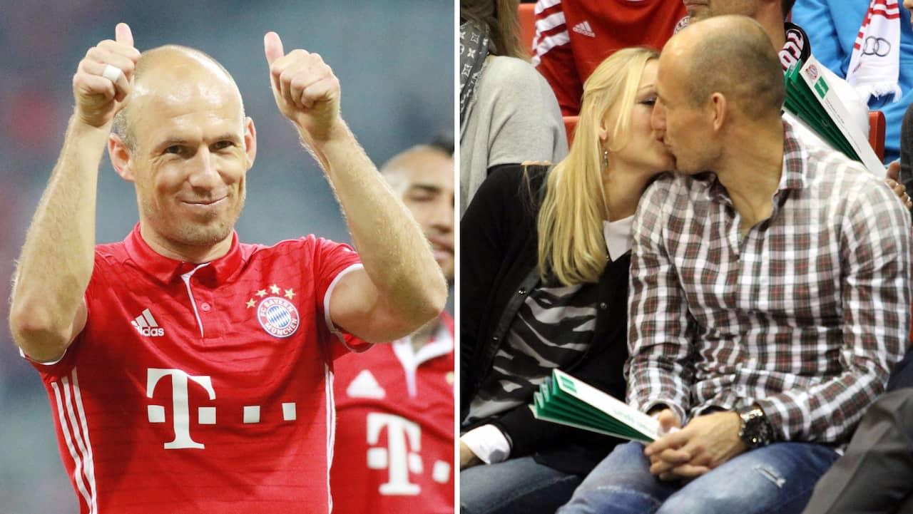 Hemliga spelet bakom Robbens comeback