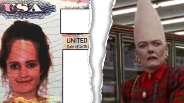Chelsey Ramos chockades av sitt foto i passet
