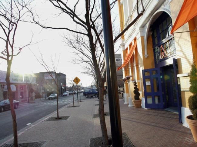 <span>Planet tvingades nödlanda i Salt Lake City.</span>