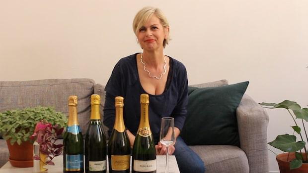Mousserande viner under hundringen