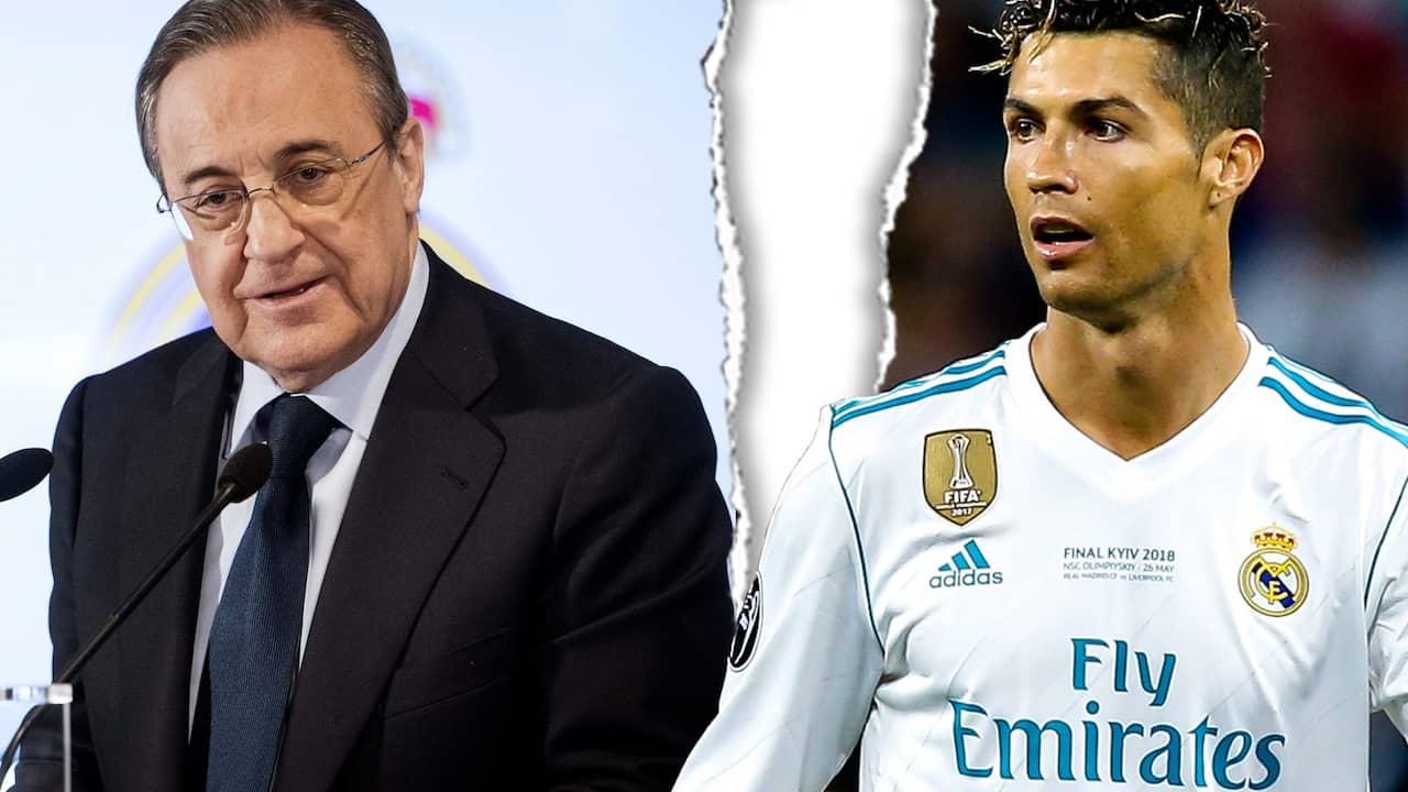Sanningen bakom affären - Ronaldo lämnar i raseri