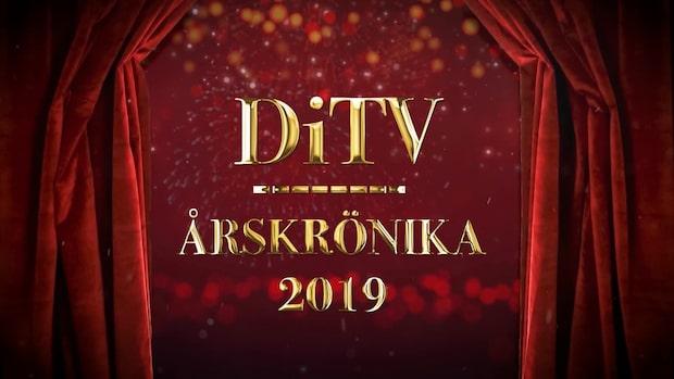 DiTV Årskrönika 2019:      Ekonomistudion