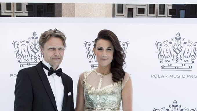 Jill Johnson och Håkan Werner. Foto: LINN HEDESSTRÖM BLAD