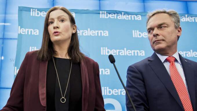 I dag inleds Folkpartiets landsdagar. Foto: Lisa Mattisson