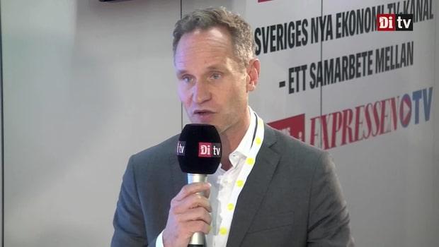 """Johan Menckel: """"Det är viktigt för oss att ha produktion i alla våra huvudregioner"""""""
