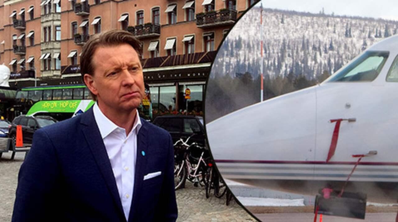 Ericssons vd Hans Vestberg svarar på kraftiga kritiken
