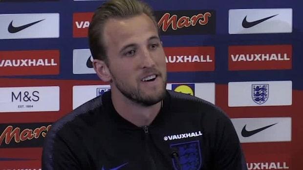 Kane blev kapten – tvingades vara tyst i veckor