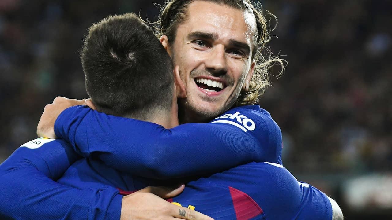 FC Barcelona sluter fredsavtal med Altético Madrid