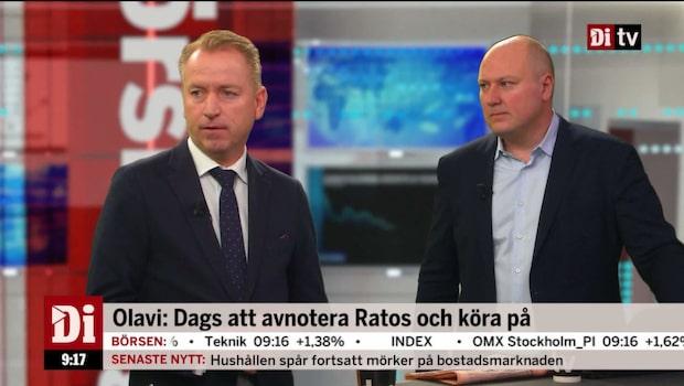 Ratos avyttrar Jøtul med negativ avkastning