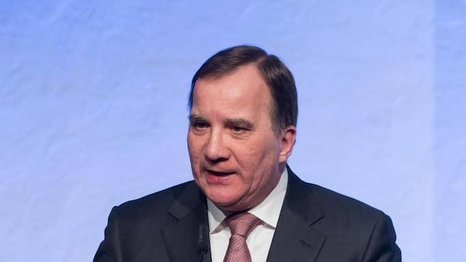 Statsminister Stefan Löfven (S). Foto: DAVID SICA/STELLA PICTURES