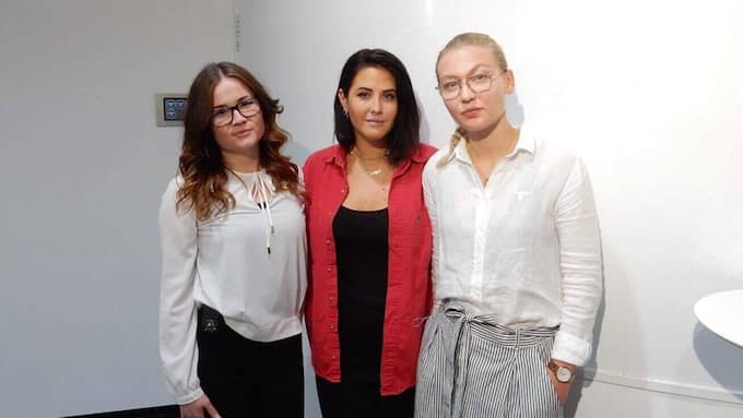 Sofia Larsson-Stern, Molly Sandén och Elin Cederbrant har fått nog av fördomarna om typ 1-diabetes.