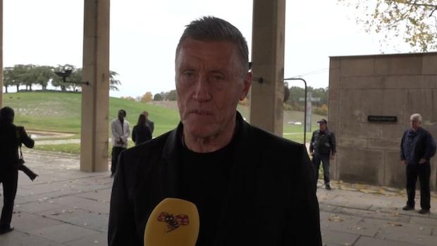 """Börje Salming om Frank Andersson: """"En god vän och fin kille"""""""