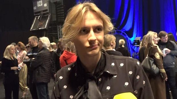 Oscar Enestad om kärleken till Cecilia Dahlblom